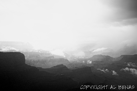 Storm Clouds #3, Grand Canyon